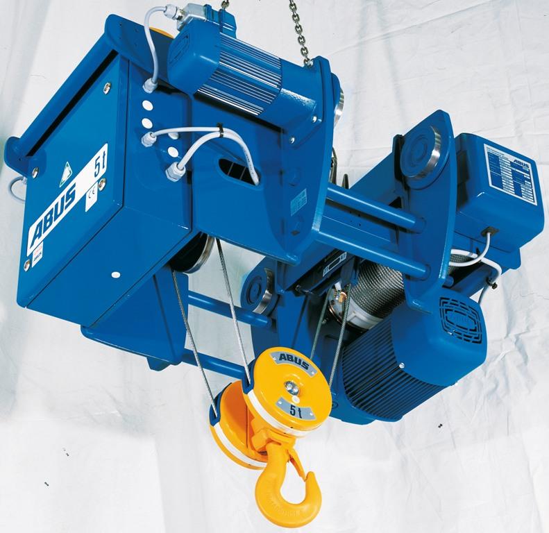 Magnetbremsen / Federdruckbremsen für Krantechnik & Hebezüge