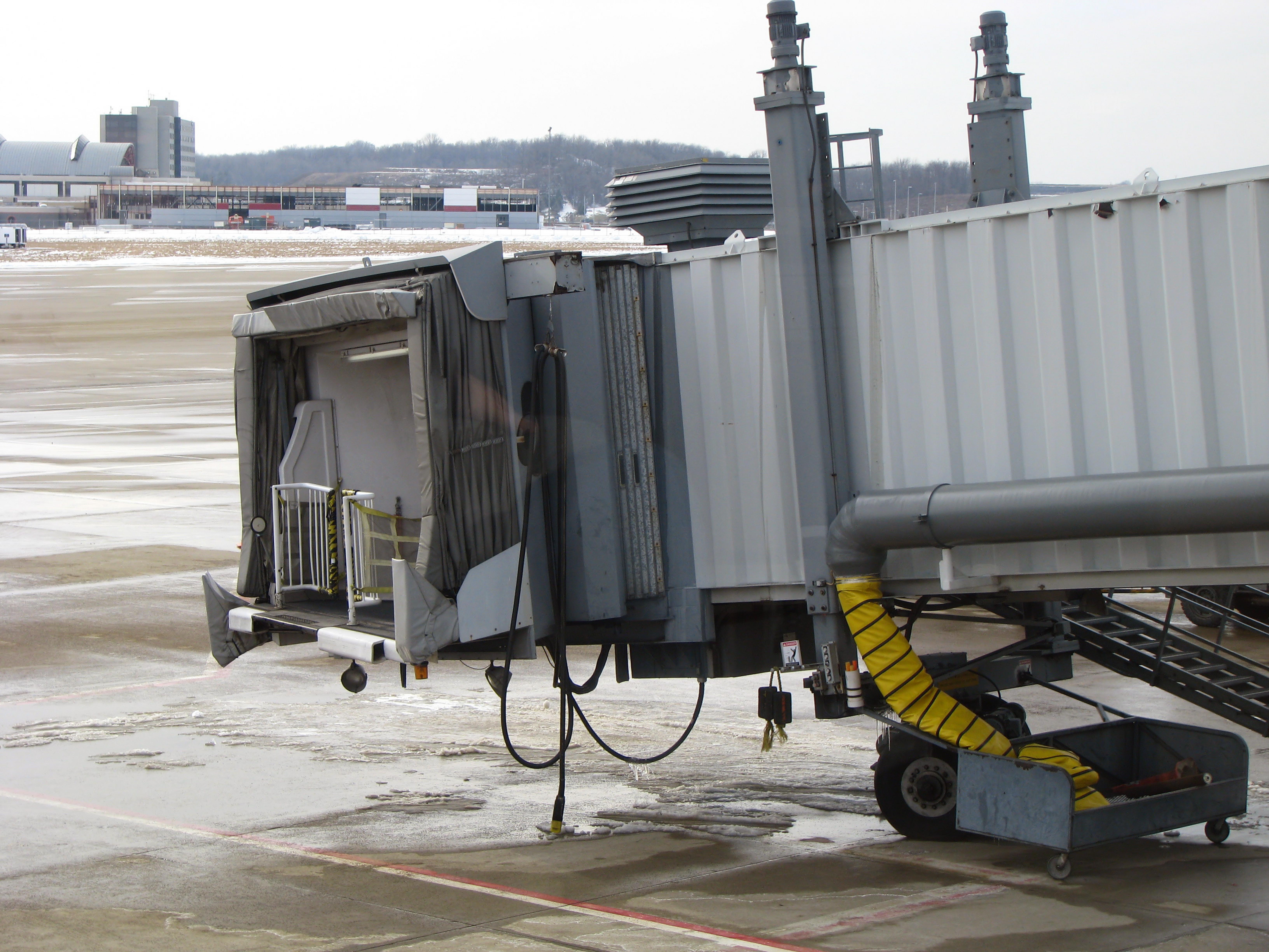 Magnetbremse Flughafen Gangway Hersteller PRECIMA