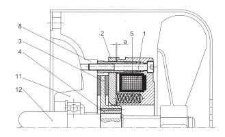 Informationen zu elektromagnetischen Federkraftbremsen